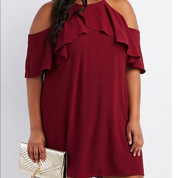 219639fc232 Charlotte Russe Dresses   Skirts - Plus size women s semi-formal dress
